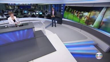 Jornal da Globo – Edição de Quarta-feira, 25/04/2018 - As notícias do dia com a análise de comentaristas, espaço para a crônica e opinião.