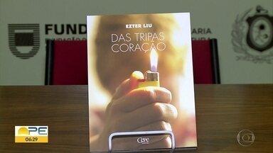 Prêmio Pernambuco de Literatura reconhece talentos locais - Livros premiados abordam temas como universo feminino e memórias afetivas.