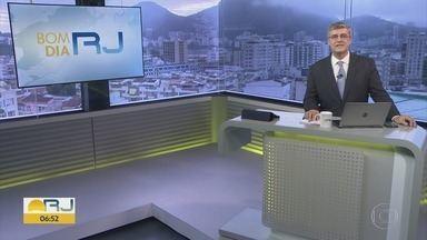 Bom Dia Rio - Íntegra 27 Abril 2018 - As primeiras notícias do Rio de Janeiro, apresentadas por Flávio Fachel, com prestação de serviço, boletins de trânsito e previsão do tempo.