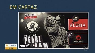 Confira as atrações do fim de semana no 'Em Cartaz' - Confira as atrações do fim de semana no 'Em Cartaz'