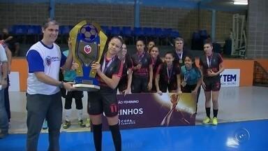 Confira quem levou o título da Copa dos Campeões - Bauru e Ourinhos levaram o título na disputa. As duas equipes comemoram o título máximo que é inédito para ambas.