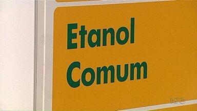 Litro do etanol está mais barato em Ponta Grossa - Só na última semana, o litro do combustível caiu 20 centavos.