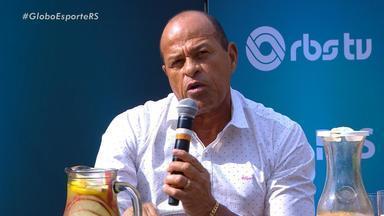 Preparador físico Paulo Paixão é o convidado do Botequim do Maurício - Paixão fala sobre Copa de 2002, Seleção Brasileira e a busca pelo hexa na Rússia.