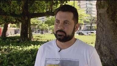Ex-técnico das Sereias da Vila faz planos para o futuro - Caio Couto deve dirigir uma equipe do Rio de Janeiro.