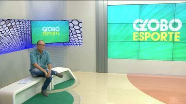 Globo Esporte CG: confira a íntegra do Globo Esporte desta sexta-feira (27.04.18) - Marcos Vasconcelos aborda os principais destaques do esporte da Paraíba