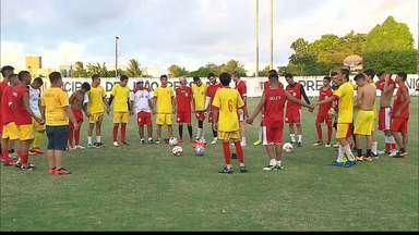 Spartax já inicia trabalho visando o Campeonato Paraibano Sub-19 - Equipe é uma das 20 equipes que vai buscar o título e, consequentemente, a vaga na Copa São Paulo de 2019