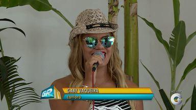 Gaby Vaqueira faz show neste sábado (28) em Petrolina - Cantora traz todo o clima de vaquejada.