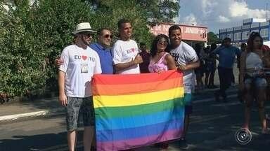 5ª edição da parada gay movimenta Itu no fim de semana - A 5ª edição da Parada LGBT+ de Itu (SP) foi realizada neste domingo (29) na Praça Washington Luiz, em frente ao Estádio Municipal Novelli Junior.
