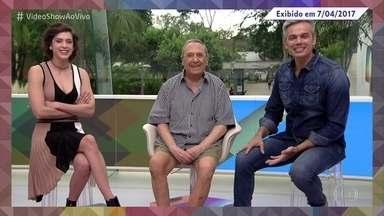 Relembre a participação de Agildo Ribeiro no 'Meu Vídeo é um Show' - Comediante faleceu neste sábado aos 86 anos de idade