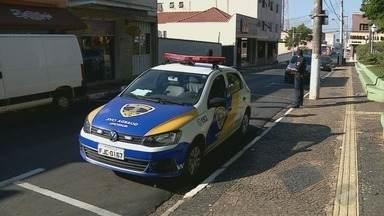 Guarda Municipal de São Pedro começa a multar nesta terça-feira - Foram 60 dias de conscientização dos motoristas.