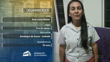 Dona Ana Luisa procura pelo cunhado Domingos - Veja como você pode ajudar a promover o reencontro