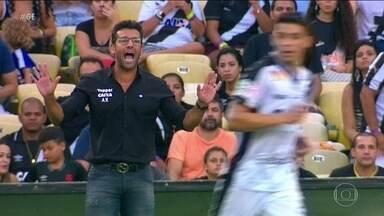 Persistência de Valentim embala Botafogo, que pega o Cruzeiro pelo Brasileirão - Persistência de Valentim embala Botafogo, que pega o Cruzeiro pelo Brasileirão