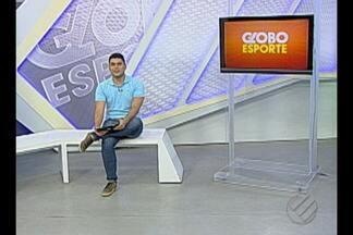 Veja a íntegra do Globo Esporte Pará desta terça-feira, dia 1º de maio - O programa fala sobre Remo, Paysandu e a corrida do Sesi