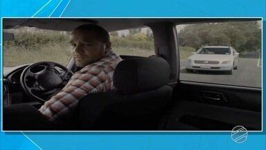 Vídeos alertam para importância da atenção e da responsabilidade no trânsito - Mês de maio é dedicado à campanha por trânsito seguro. É o Maio Amarelo.