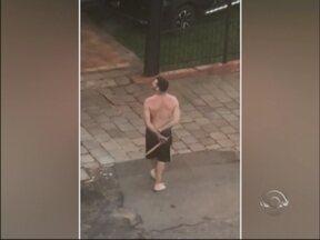 Homem que matou vizinho se apresenta à polícia em Passo Fundo - Autor do crime deve prestar depoimento nesta semana