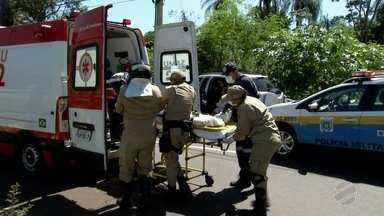 Campanha do Maio Amarelo propõe ações para um trânsito mais seguro em MS - Campo Grande registra um acidente de trânsito a cada hora.