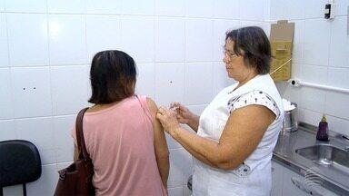 Campanha de vacinação contra a gripe entra na 2ª etapa - Postos de saúde ficaram movimentados no Oeste Paulista.