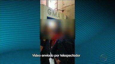Policiais são presos em Aracaju suspeitos de envolvimento no jogo do bicho - SSP suspeita que eles exigiam dinheiro de pessoas que trabalhavam com este tipo de jogo.