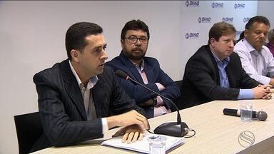 Companhia de Abastecimento de Sergipe tem novo comando - Gabriel Campos tomou posse como novo presidente.