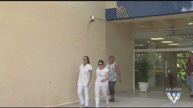 Pacientes do AME de Santos reclamam da falta de bombas de insulina - Pacientes precisam desse equipamento para o controle da glicemia.