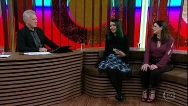 Amanda Paschoal fala sobre a Síndrome de Asperger - Raquel del Monde fala sobre a diversidade do autismo