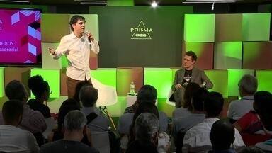 GloboNews Prisma - Inteligência artificial no setor de saúde