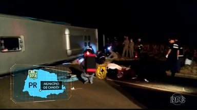 Motorista que abandonou carro após acidente se apresenta à polícia - Nove pessoas morreram no acidente e 26 ficaram feridas.