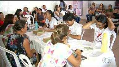 Mulheres recebem tratamentos de saúde e estéticos gratuitamente em Araguaína - Mulheres recebem tratamentos de saúde e estéticos gratuitamente em Araguaína