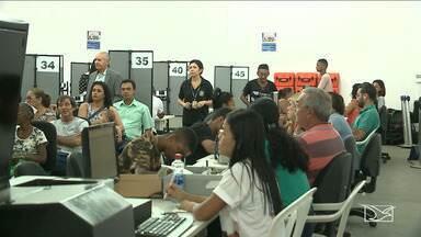 Maranhenses deixam para o último dia regularização com Justiça Eleitoral - Não adiantou a divulgação de avisos constantes alertando para o fim do prazo para regularizar o título eleitoral