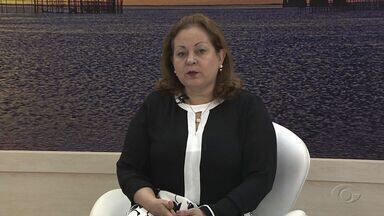 Promotora de justiça fala sobre Programa de Localização e Identificação de Desaparecidos - Promotora Marluce Falcão esclarece o assunto.