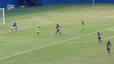 Veja os gols de Iranduba 2 x 2 Ferroviária, pelo Brasileiro feminino - Duelo ocorreu na noite desta quinta, na Arena da Amazônia, pela terceira rodada.