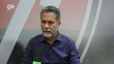 Ricardo David faz balanço da gestão no Vitória - Ricardo David faz balanço da gestão no Vitória.