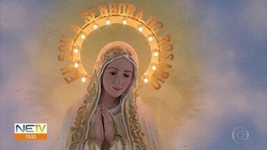 Católicos do Recife celebram Nossa Senhora de Fátima - Programação em homenagem à santa vai até o domingo.