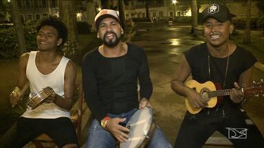 Festa com grupo de samba marca Dia das Mães em São Luís - Grupo Tirando Onda escolheu a data para a gravação ao vivo do seu primeiro álbum.