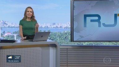 RJ1 - Íntegra 11 Maio 2018 - O telejornal, apresentado por Mariana Gross, exibe as principais notícias do Rio, com prestação de serviço e previsão do tempo.
