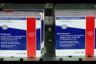 Em Uberaba, 42% do público alvo já tomou a vacina contra a gripe - Meta é vacinar 67 mil pessoas. Dia D é neste sábado (12).