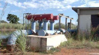 Produtores de assentamento ficam sem água e sem luz após cabos serem roubados - Produtores de assentamento ficam sem água e sem luz após cabos serem roubados