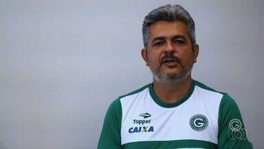 Técnico Ney Franco manda recado para torcida do Goiás - Novo treinador esmeraldino grava mensagem e pede união e apoio da torcida.