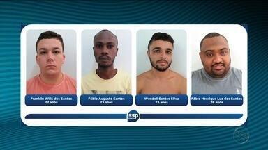 Quatro pessoas são presas por suspeita de participação no assassinato de um mecânico - Crime aconteceu no início do deste ano.