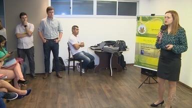 Representantes de condomínios de Manaus realizam encontro sobre a TV Digital - Presidente do Clube Síndico Profissional esteve em Manaus.