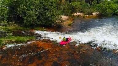 Globo Repórter desta sexta-feira (11) destaca as belezas do Parque Estadual do Jalapão - Globo Repórter desta sexta-feira (11) destaca as belezas do Parque Estadual do Jalapão
