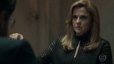 Sophia passa por avaliação psicológica - Samuel se reúne com psiquiatras e declara em tribunal que Sophia é uma psicopata