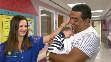 Nova Chance para bebês com má-formação - Equipe de médicos opera bebês ainda dentro da barriga, eles agora podem ter uma vida normal.