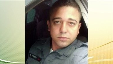 Mais um policial militar morto no Rio de Janeiro, o 47º só este ano - Segundo a polícia, o cabo Rafael José Pereira, de 34 anos, passava de carro pela Via Dutra e ao parar quando o carro dele foi atingido por pedras, foi assaltado. Ao ser reconhecido, os criminosos atiraram.