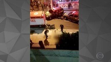 Comando Militar do Leste abre inquérito para investigar morte de motociclista no Rio - Crime aconteceu em uma das entradas da Vila Militar. Motociclista foi morto a tiros por soldado do Exército em blitz.