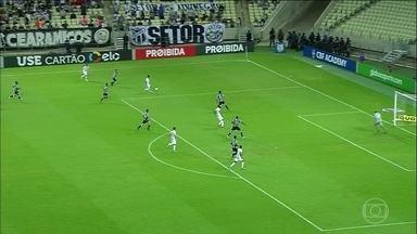 Ceará e América-MG empatam pelo Campeonato Brasileiro - Ceará e América-MG empatam pelo Campeonato Brasileiro