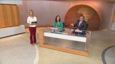 Bom Dia Brasil - Íntegra 15 Maio 2018 - O telejornal, com apresentação de Chico Pinheiro e Ana Paula Araújo, exibe as primeiras notícias do dia no Brasil e no mundo e repercute os fatos mais relevantes.