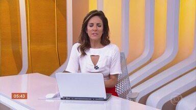 Hora 1 - Edição de quarta-feira, 16/05/2018 - Os assuntos mais importantes do Brasil e do mundo, com apresentação de Monalisa Perrone