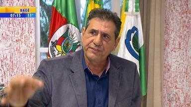 Operação investiga prefeito suspeito de oferecer dinheiro a adolescente em troca de sexo - Justiça proibiu prefeito de Planalto de manter contato com a menina ou familiares responsáveis pela denúncia.