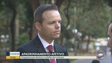 Fórum cria programa de apadrinhamento para abrigos em Sertãozinho, SP - Objetivo é diminuir a solidão de crianças maiores de 10 anos que aguardam adoção.
